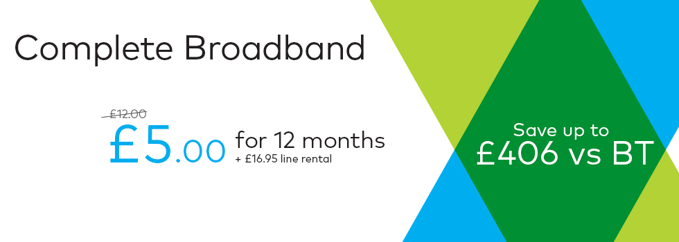 Business Broadband & Calls