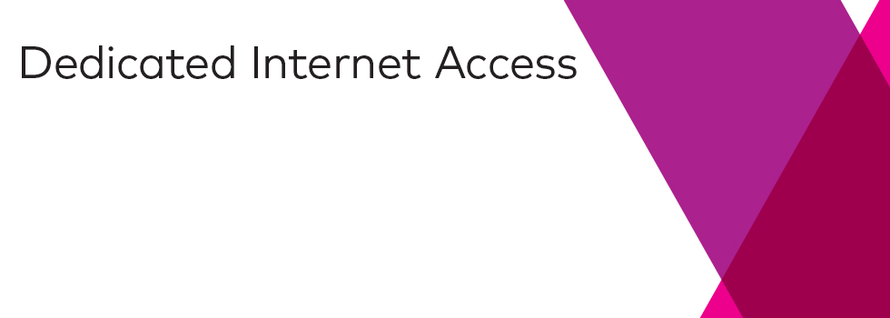 Dedicated Internet Access